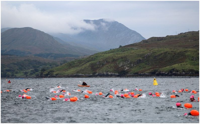 The Great Fjord Swim 2
