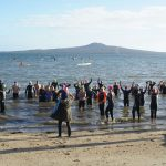 Auckland Marathon Swimmers ready to go!